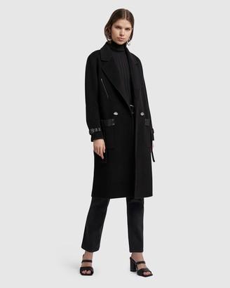 Aje Kingston Coat