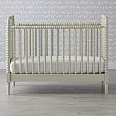 Jenny Lind Grey Crib