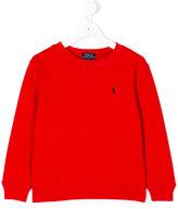 Ralph Lauren logo sweatshirt