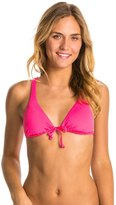 Roxy Swimwear Fun & Flirty Rio Halter Bikini Top 8116726