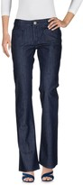 RED Valentino Denim pants - Item 42579645
