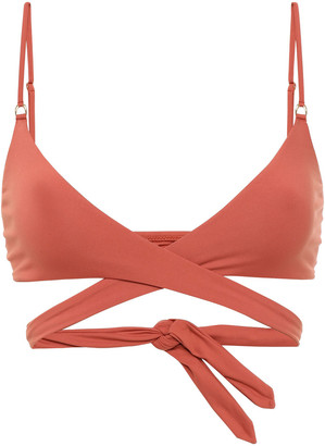 Melissa Odabash Indonesia Wrap Bikini Top
