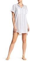 Shimera Woven Night Shirt Dress