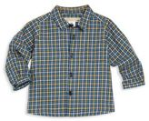 Bonpoint Baby's Checked Shirt