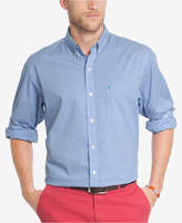 Izod Men's Advantage Performance Stretch Gingham Shirt