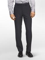 Calvin Klein Classic Fit Infinite Cool Suit Pants