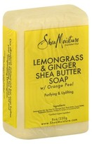 Shea Moisture SheaMoisture Lemongrass & Ginger Shea Butter Soap - 8 oz