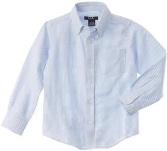 E-Land Kids E Land Oxford Stripe Shirt