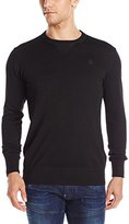 G Star Men's Core R Knit Long Sleeve