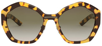 Prada 0PR 08XS 1527861002 Sunglasses