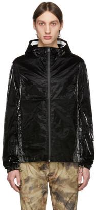 Alyx Black Tyvek Lightweight Windbreaker Jacket