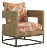 Tommy Bahama Aviano Patio Chair with Cushion Outdoor