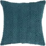 Apt2B Horizon Velvet Pillow EMERALD