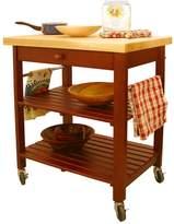 Catskill Craft Roll-About Kitchen Cart