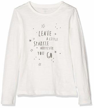Noppies Girl's G Tee Regular Ls Commerce Long Sleeve Top