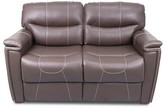 Thomas Laboratories Trifold Reclining Loveseat Payne Furniture Upholstery: Majestic Chocolate