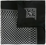 Dolce & Gabbana polka dot print scarf - men - Silk - One Size