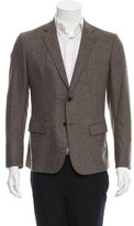 Band Of Outsiders Wool Two-Button Blazer