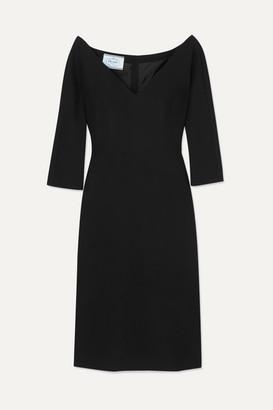 Prada Cady Dress - Black