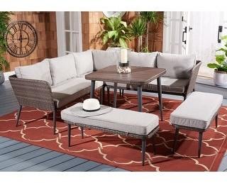 Safavieh Outdoor Living Warten 6-Piece Sofa Set