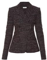 Altuzarra Seth double-breasted tweed blazer