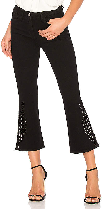 3x1 Cole Studded Crop Bell.