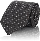 Barneys New York Men's Micro-Dot Jacquard Necktie