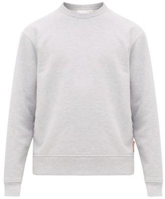 Acne Studios Fate Cotton-blend Sweatshirt - Light Grey