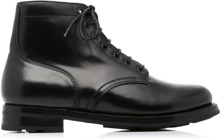 Ralph Lauren Ike Leather Boots