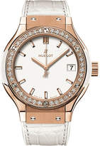 Hublot 581.OE.2080.LR.1204 Classic Fusion 18ct rose-gold