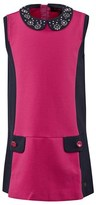 Juicy Couture Hot Pink and Navy Dress