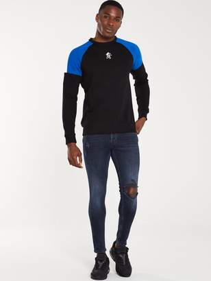 Gym King Walker Denim Jeans - Dark Wash