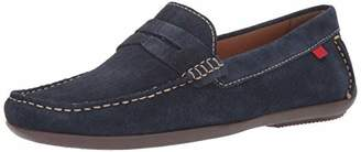 Marc Joseph New York Mens Genuine Leather Union Street Driver Driving Style Loafer