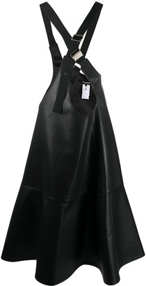 Junya Watanabe Cross-Over Strap Dress