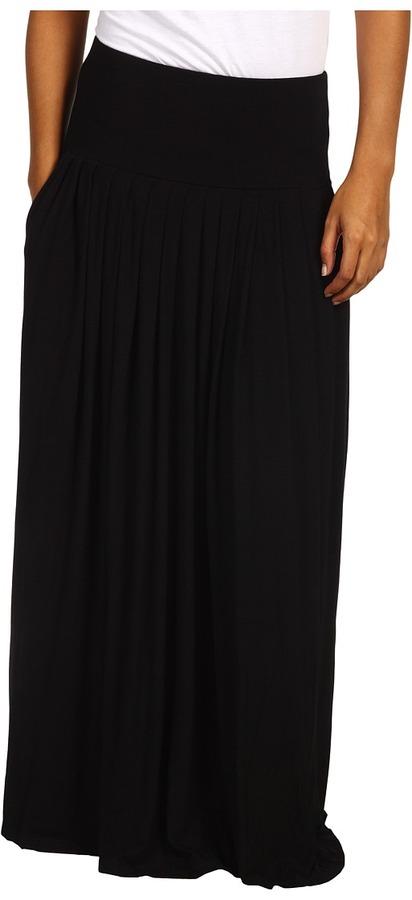 Christin Michaels Vana Skirt (Black) - Apparel