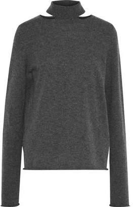 Chloé Tie-back Cutout Cashmere Sweater