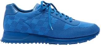 Louis Vuitton Run Away Blue Cloth Trainers