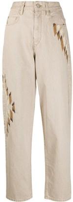Etoile Isabel Marant Corsyb jeans