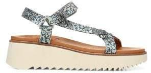 Zodiac Bria Wedge Sandals
