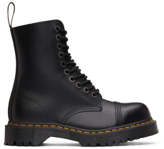 Dr. Martens Black 8761 BXB Lace-Up Boots