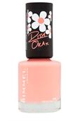 Rimmel 60 Seconds Nail Polish - Rita Ora Summer Collection 8ml