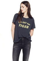 Mother Boxy Goodie Go Get 'Em Tiger T-Shirt