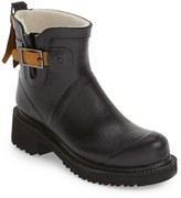 Ilse Jacobsen Women's Short Waterproof Rubber Boot
