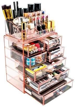 Sorbus Makeup Storage Organizer - Medium - Set 1