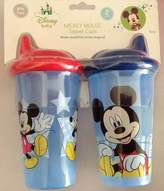 Disney Two Mickey Mouse Sipper Cups for Toddlers