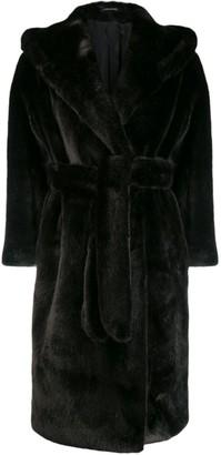 Tagliatore Daisy robe coat