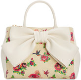 Betsey Johnson Large Bow Satchel, a Macy's Exclusive Style