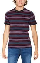 Original Penguin Men's Birdseye Auto Stripe T-Shirt