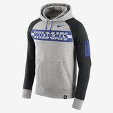 Nike AW77 Stadium Team First Pullover (Michigan State) Men's Hoodie