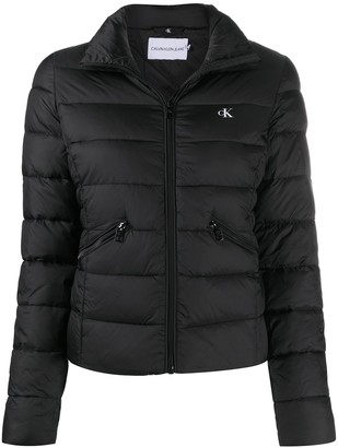 Calvin Klein Jeans Slim-Fit Quilted Jacket